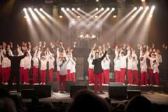 Les POPPYS chantent pour Terre Fraternité