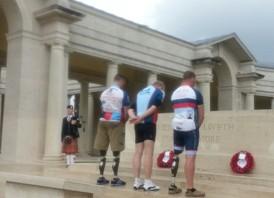 Big Battlefield Bike Race 2014 : 2ème journée de course