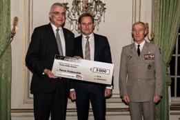 La sûreté de la SNCF soutient Terre Fraternité (4 février)