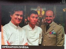 Terre Information Magazine de mars 2016 revient sur le lancement de l'Opération Oméga