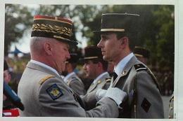 Un sous-officier, blessé de guerre, mis à l'honneur en juin 2015 (TIM de mars 2016)