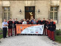 La Promotion Général Saint-Hillier remercie les mécènes du Raid Norvège (21 avril 2017)