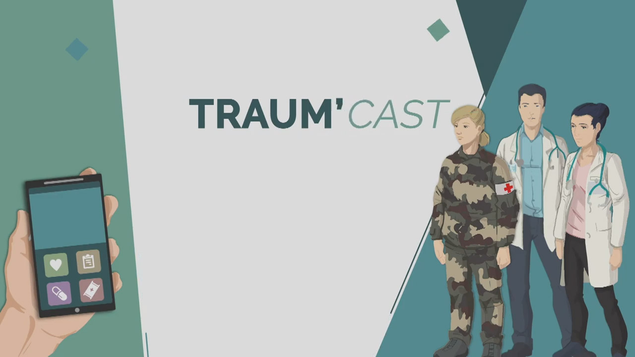 TRAUM'CAST, la parole aux blessés