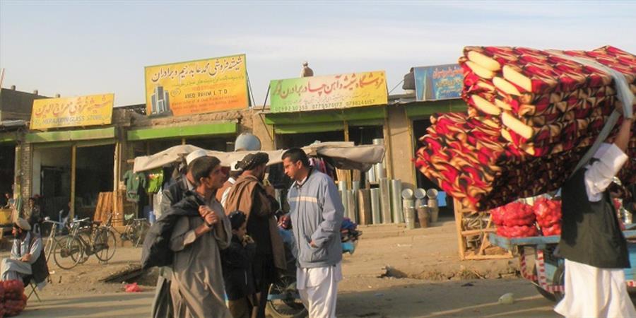 Exposition photo sur l'Afghanistan au Cercle national des armées (du 18 au 30 octobre 2021)