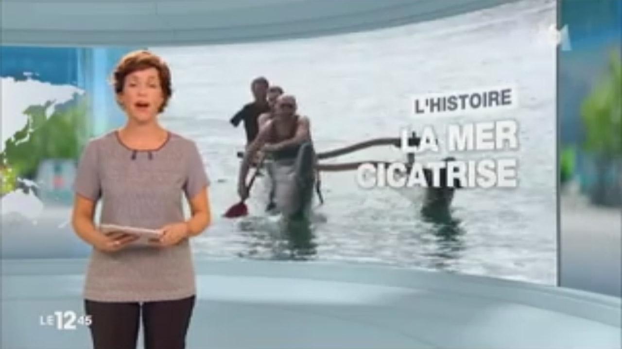 2013 Bidart SMB Reportage M6 – la mer cicatrise