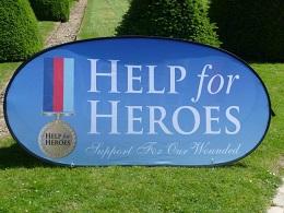 Bientôt la Big Battlefield Bike Ride 2015 de Help for Heroes