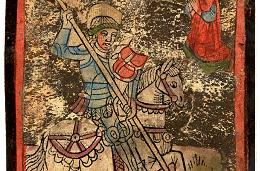 Saint Georges, fête de l'arme blindée cavalerie (23 avril 2017)