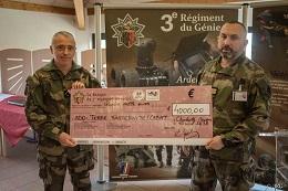 Merci au 3ème régiment du génie (10 avril 2018)