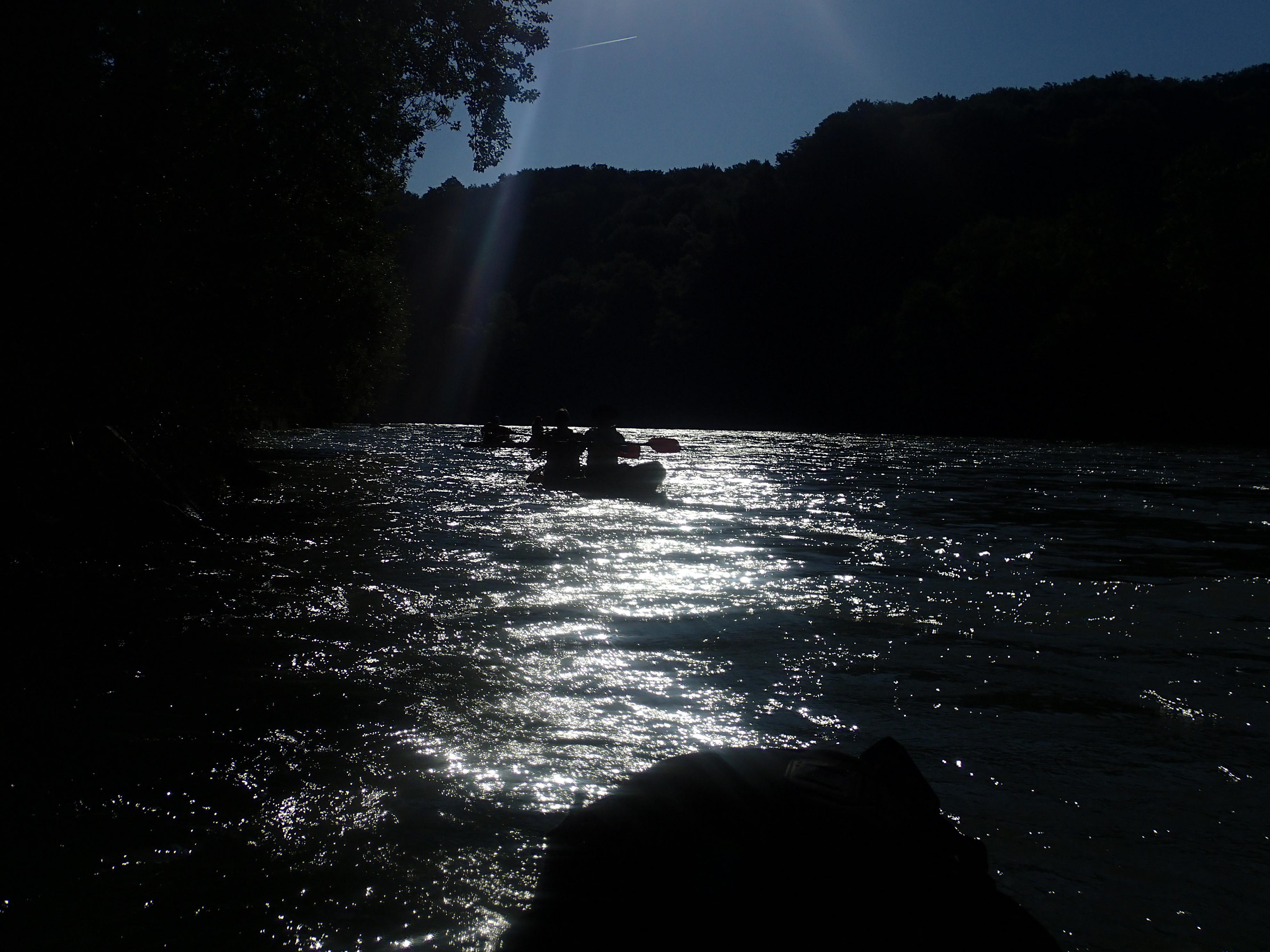 JNBAT – retour sur les dons – raid «pour eux, avec eux» en canoë sur le Rhône